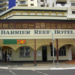 The Barrier Reef Hotel - Wagga Wagga Accommodation
