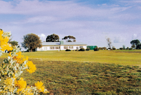 Lucindale Country Club - Wagga Wagga Accommodation