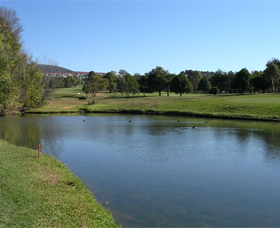 Capital Golf Club - Wagga Wagga Accommodation