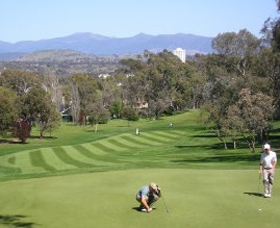 Fairbairn Golf Club - Wagga Wagga Accommodation