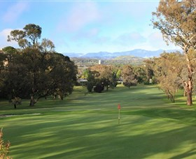 Federal Golf Club - Wagga Wagga Accommodation