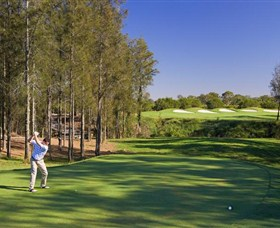 Hunter Valley Golf and Country Club - Wagga Wagga Accommodation