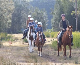 Horse Riding at Oaks Ranch and Country Club - Wagga Wagga Accommodation