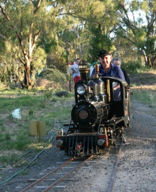 Jerilderie Steam Rail and Heritage Club Inc - Wagga Wagga Accommodation