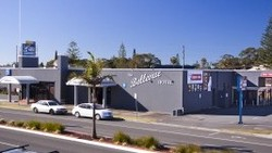 Bellevue Hotel Tuncurry - Wagga Wagga Accommodation