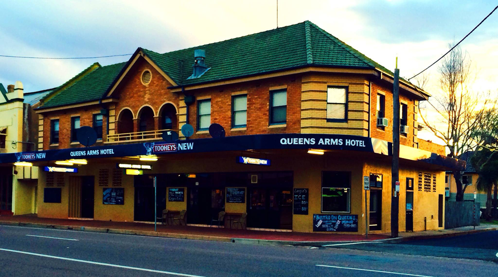 Queens Arms Hotel - Wagga Wagga Accommodation