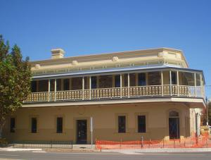 The British Hotel - Wagga Wagga Accommodation