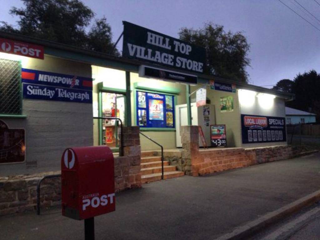 Hill Top Village Store