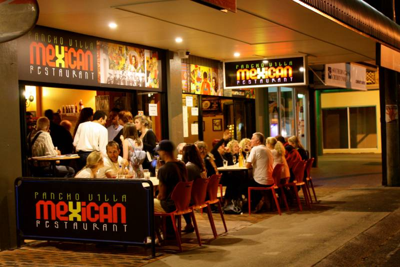 Pancho Villa Mexican Restaurant - Wagga Wagga Accommodation