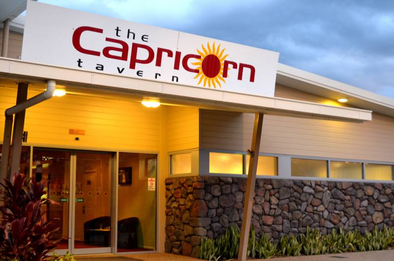 Capricorn Tavern - Wagga Wagga Accommodation