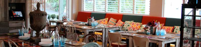 Bohemian Bungalow Restaurant  Bar - Wagga Wagga Accommodation
