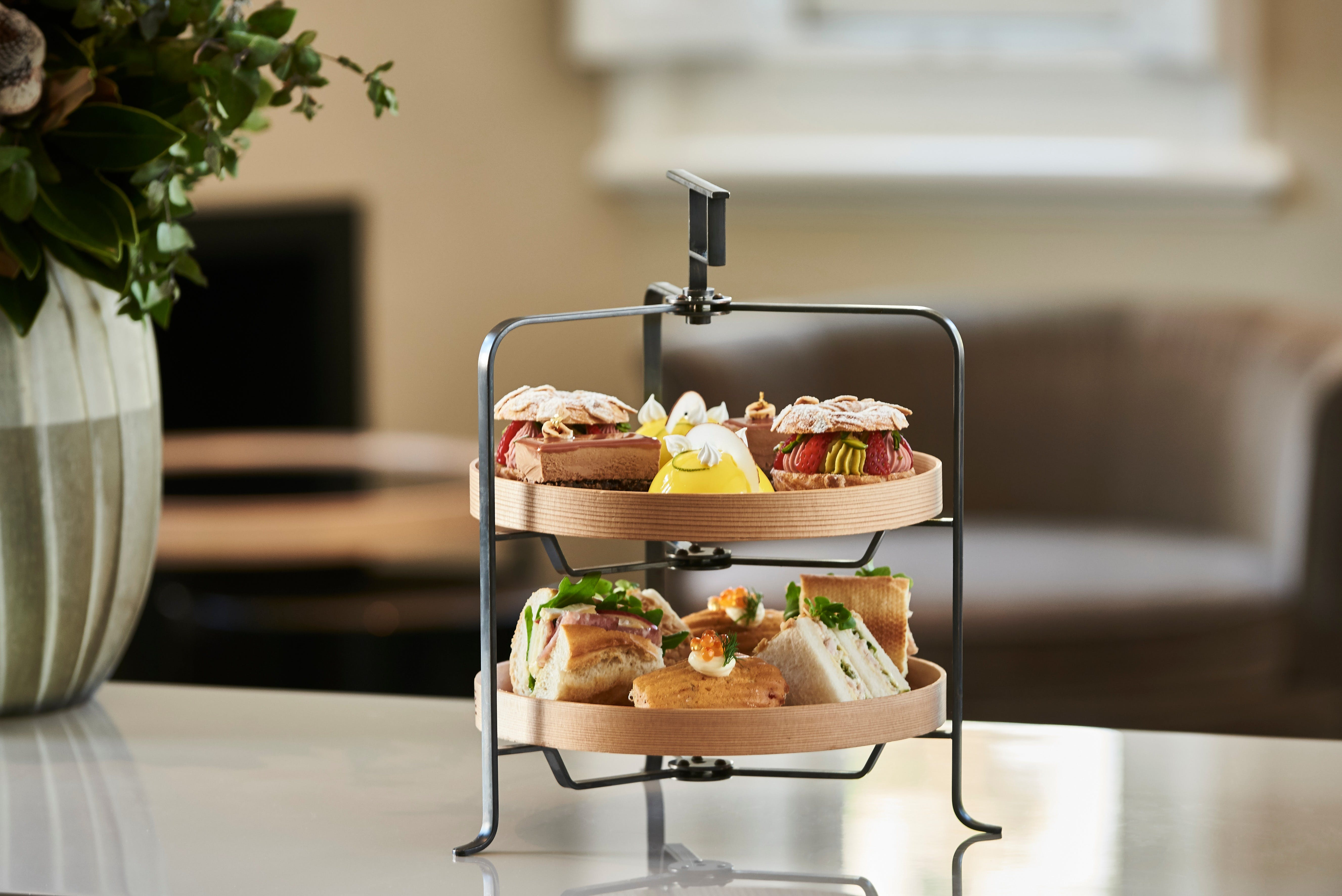 Afternoon Tea at The Treasury Lounge and Bar - Wagga Wagga Accommodation