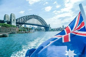Australia Day Lunch and Dinner Cruises On Sydney Harbour with Sydney Showboats - Wagga Wagga Accommodation