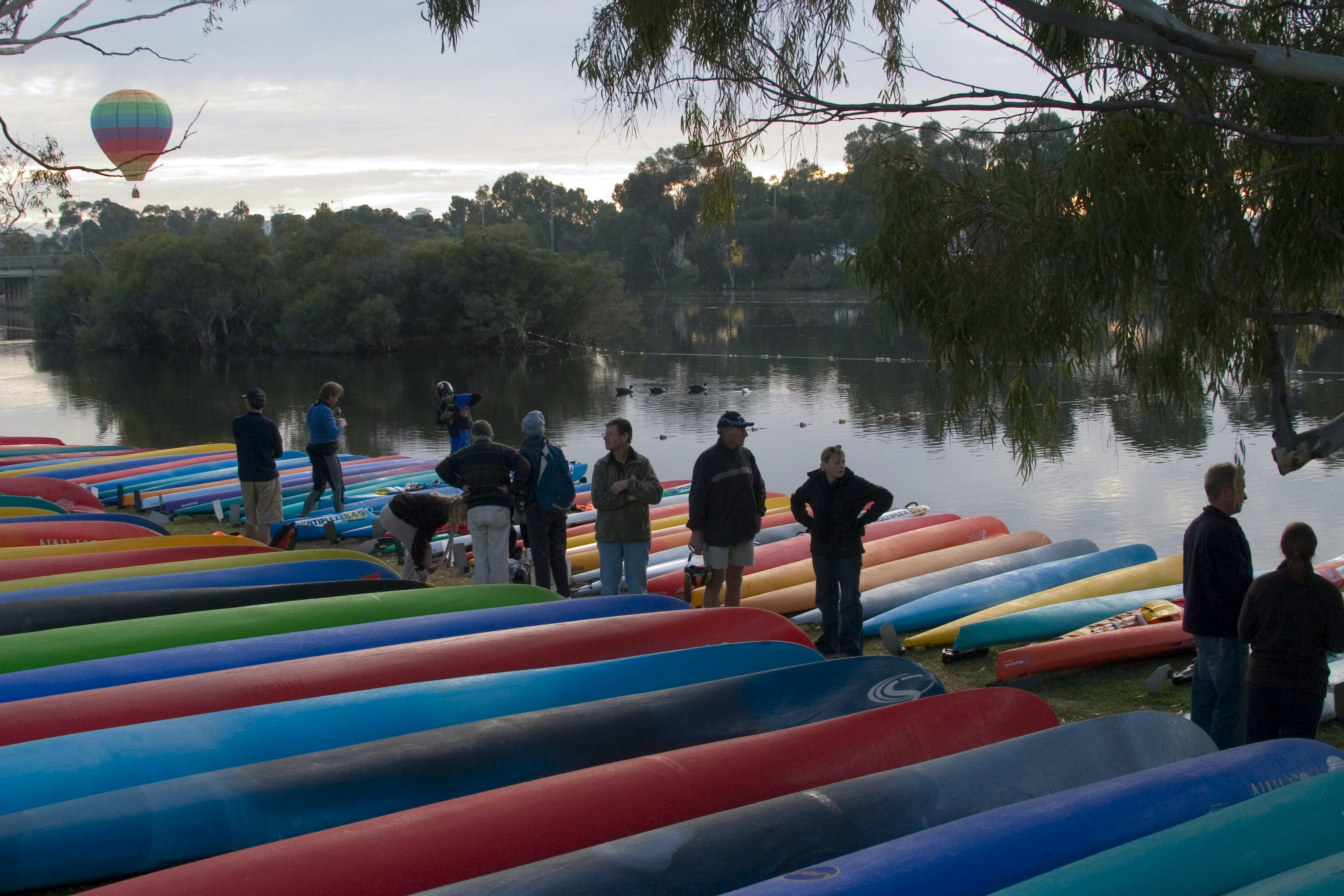 Avon Descent - Wagga Wagga Accommodation
