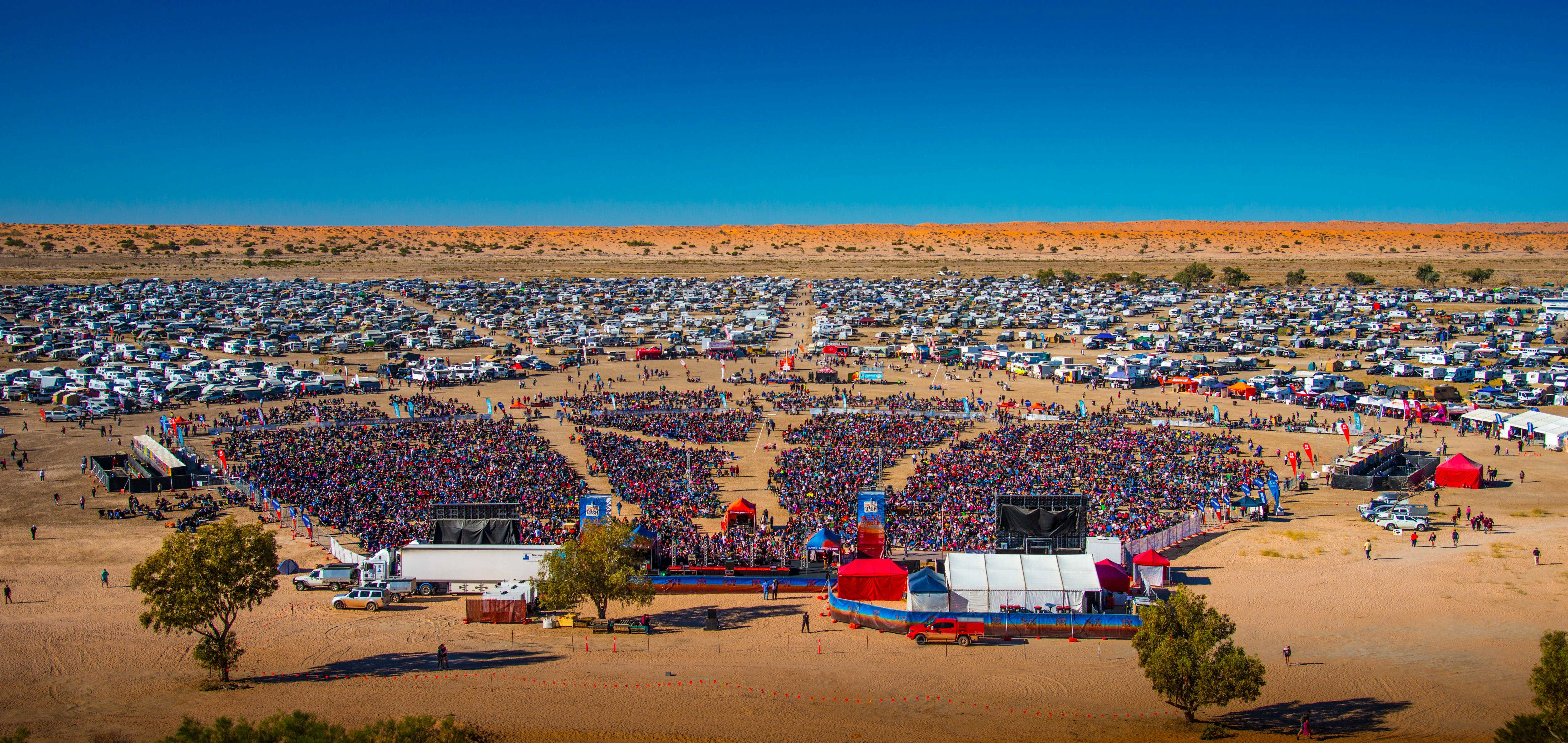 Birdsville Big Red Bash - Wagga Wagga Accommodation