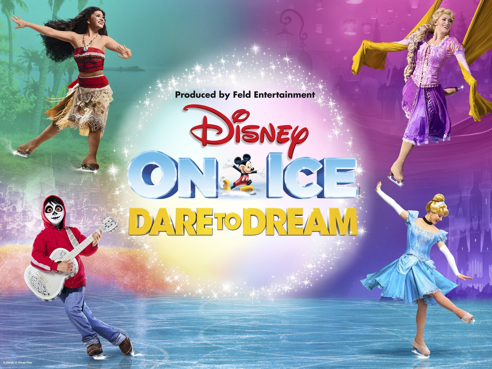 Disney On Ice presents Dare to Dream Sydney - Wagga Wagga Accommodation