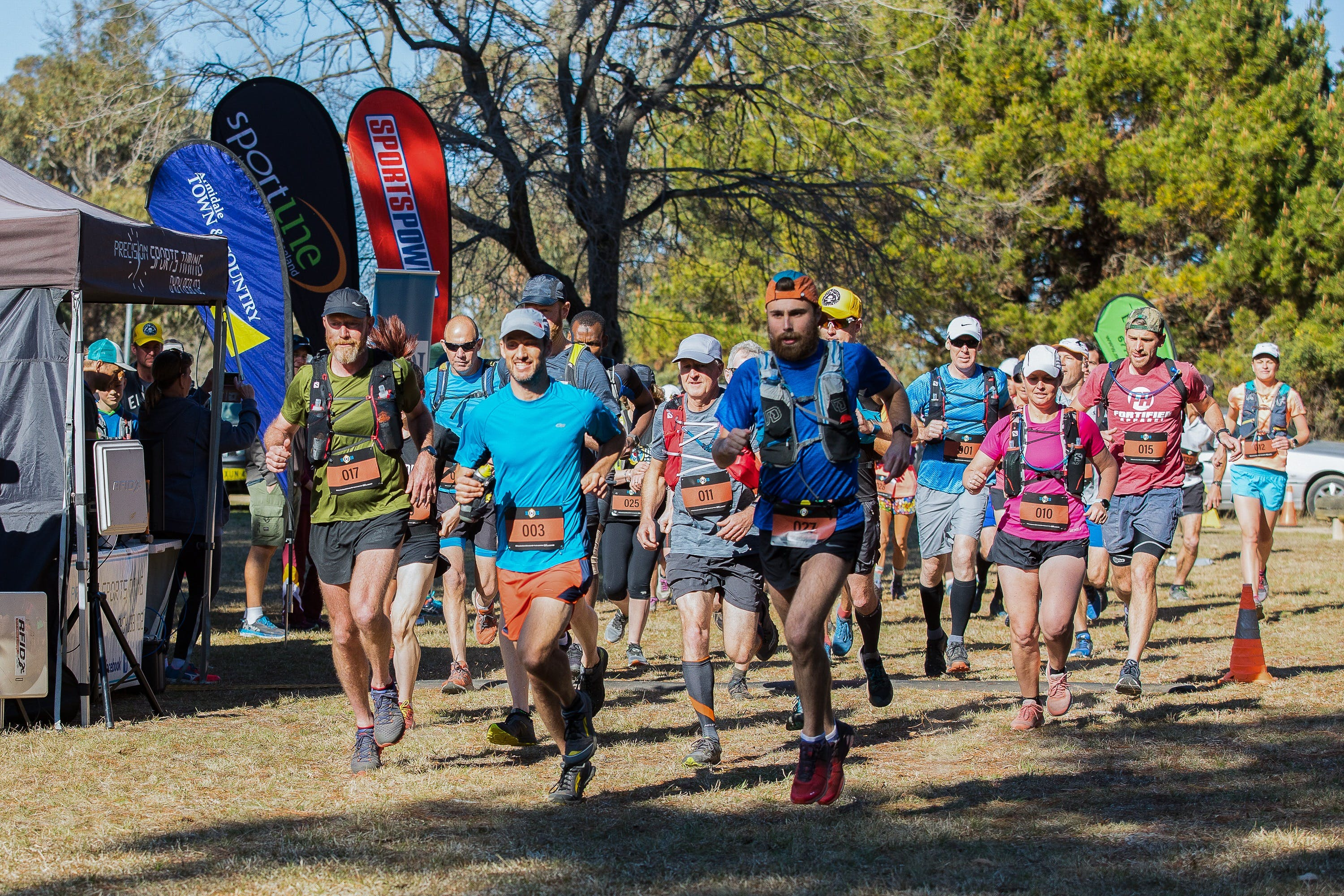 Duval Dam Buster Trail Run - Wagga Wagga Accommodation