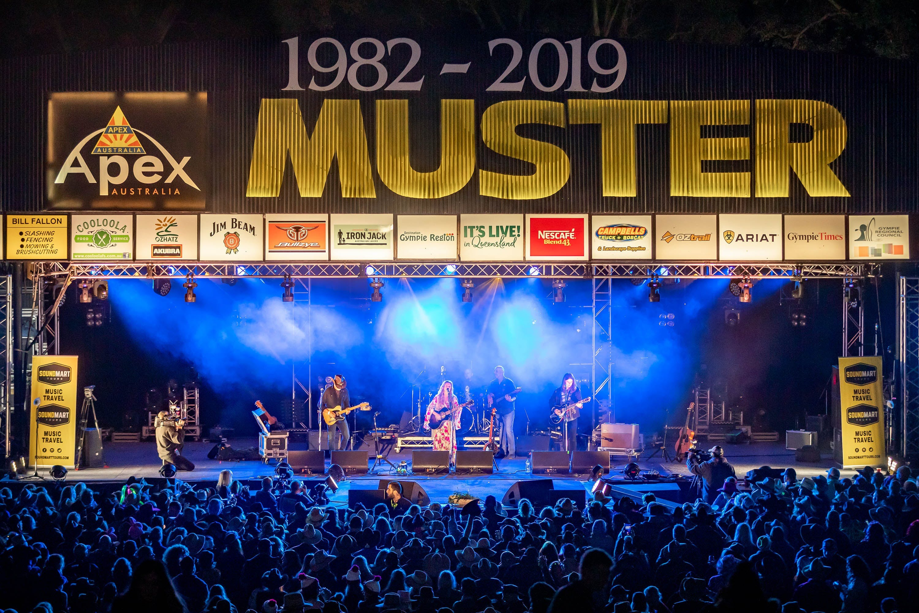 Gympie Music Muster - Wagga Wagga Accommodation