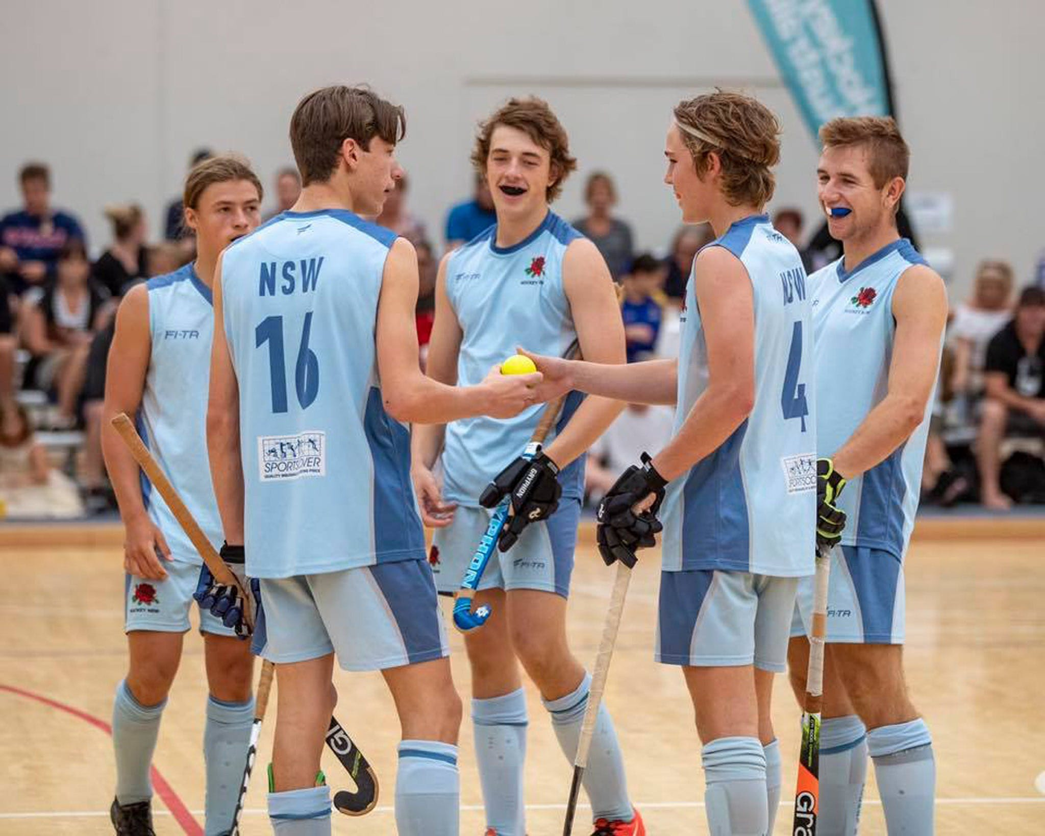Hockey NSW Indoor State Championship  Open Men - Wagga Wagga Accommodation
