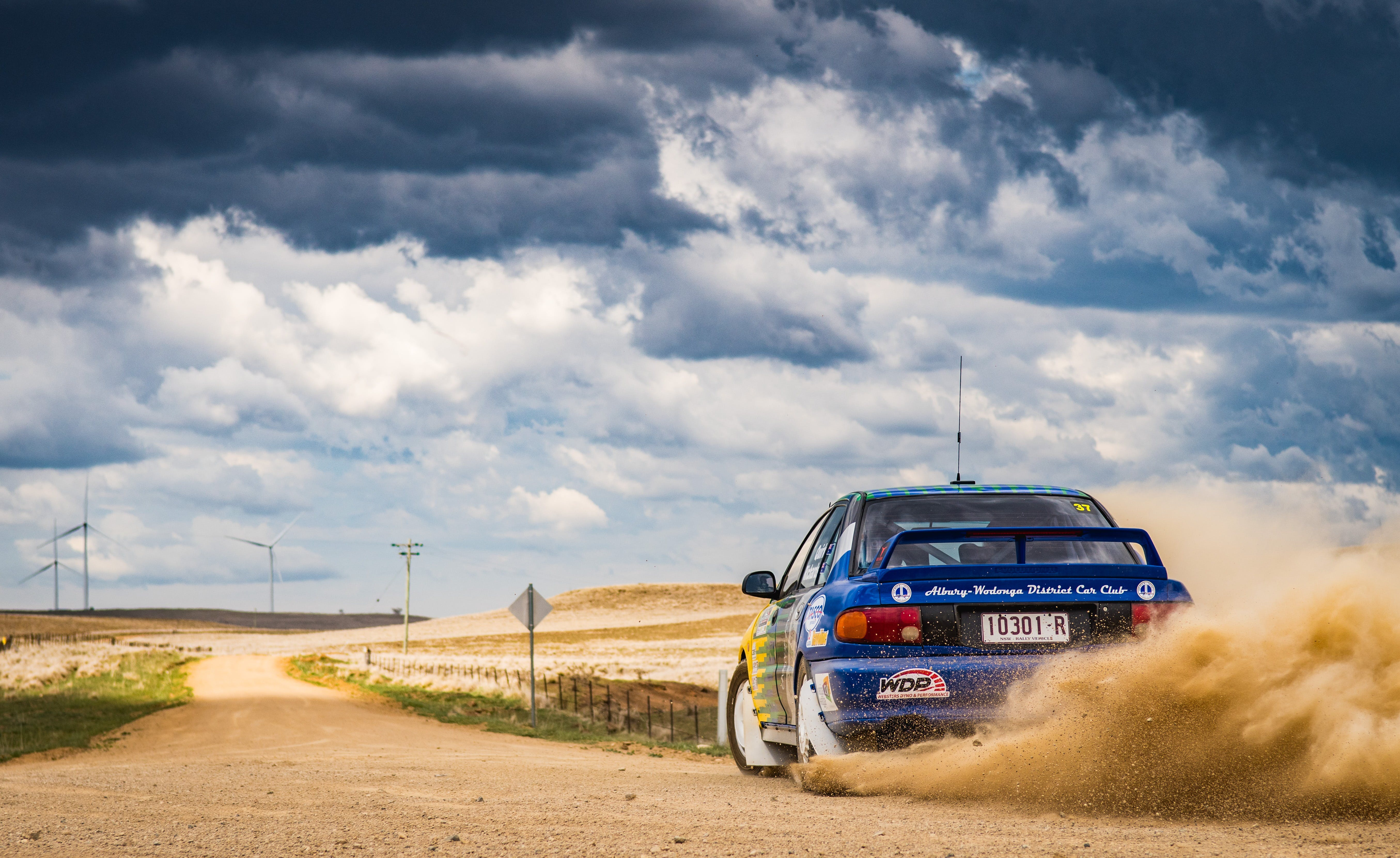 Kosciuszko Automotive Monaro Stages Rally - Wagga Wagga Accommodation