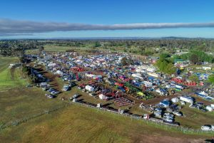 Murrumbateman Field Days - Wagga Wagga Accommodation