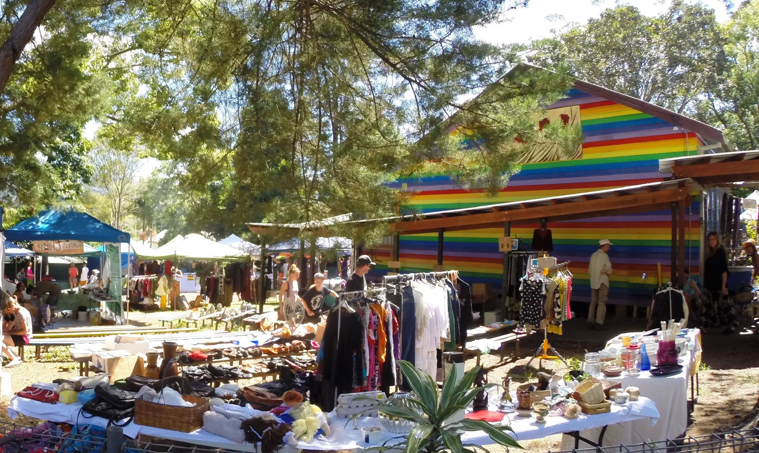 Nimbin Markets - Wagga Wagga Accommodation