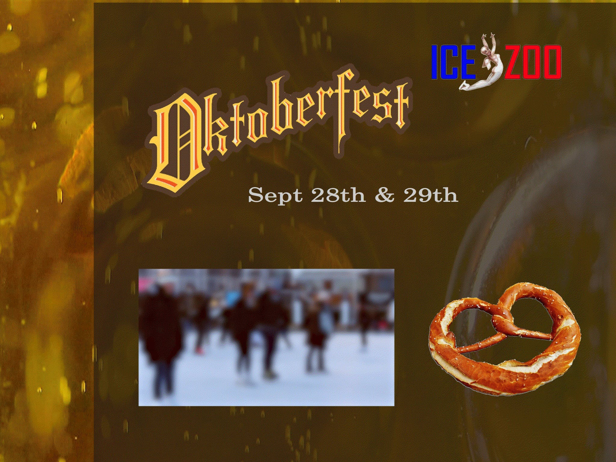 Oktoberfest at Ice Zoo - Wagga Wagga Accommodation