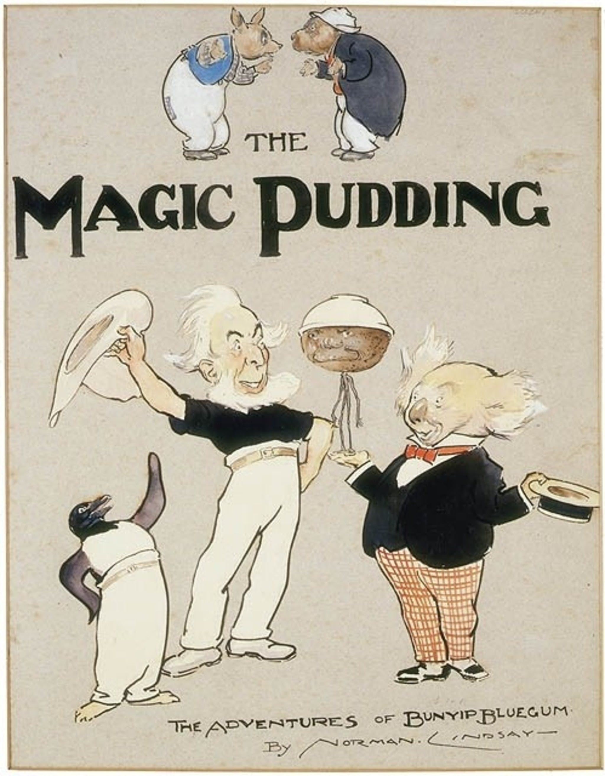 Puddin' Day at Norman Lindsay Gallery - Wagga Wagga Accommodation