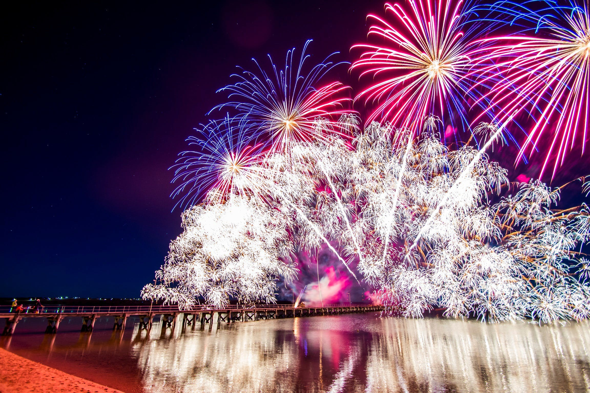 Streaky Bay New Years Eve Children's Festival and Fireworks - Wagga Wagga Accommodation