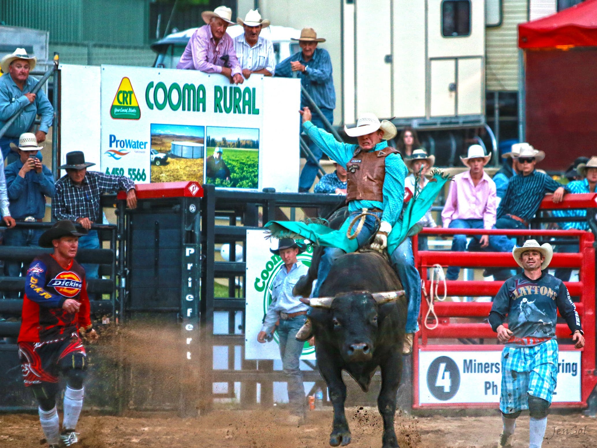 AgriWest Cooma Rodeo - Wagga Wagga Accommodation