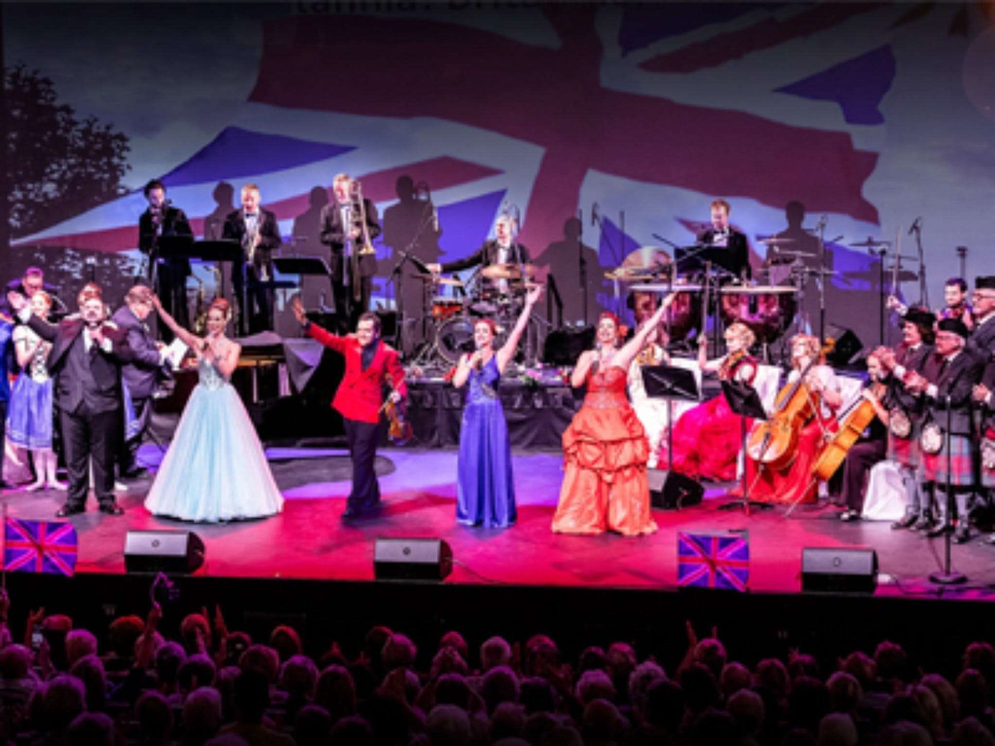 An Afternoon at the Proms  Spectacular - Wagga Wagga Accommodation