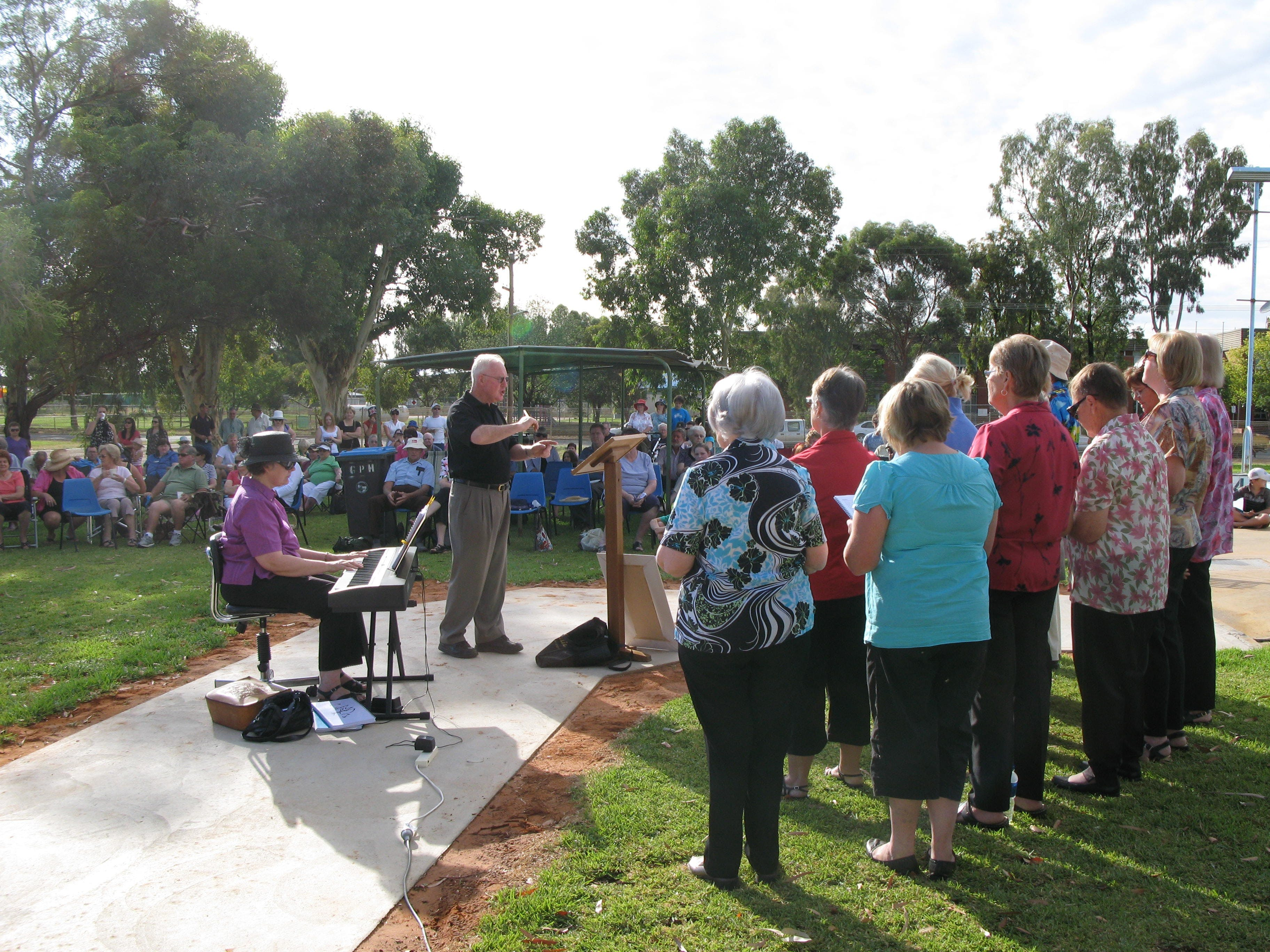 Australia Day Celebration in Balranald - Wagga Wagga Accommodation
