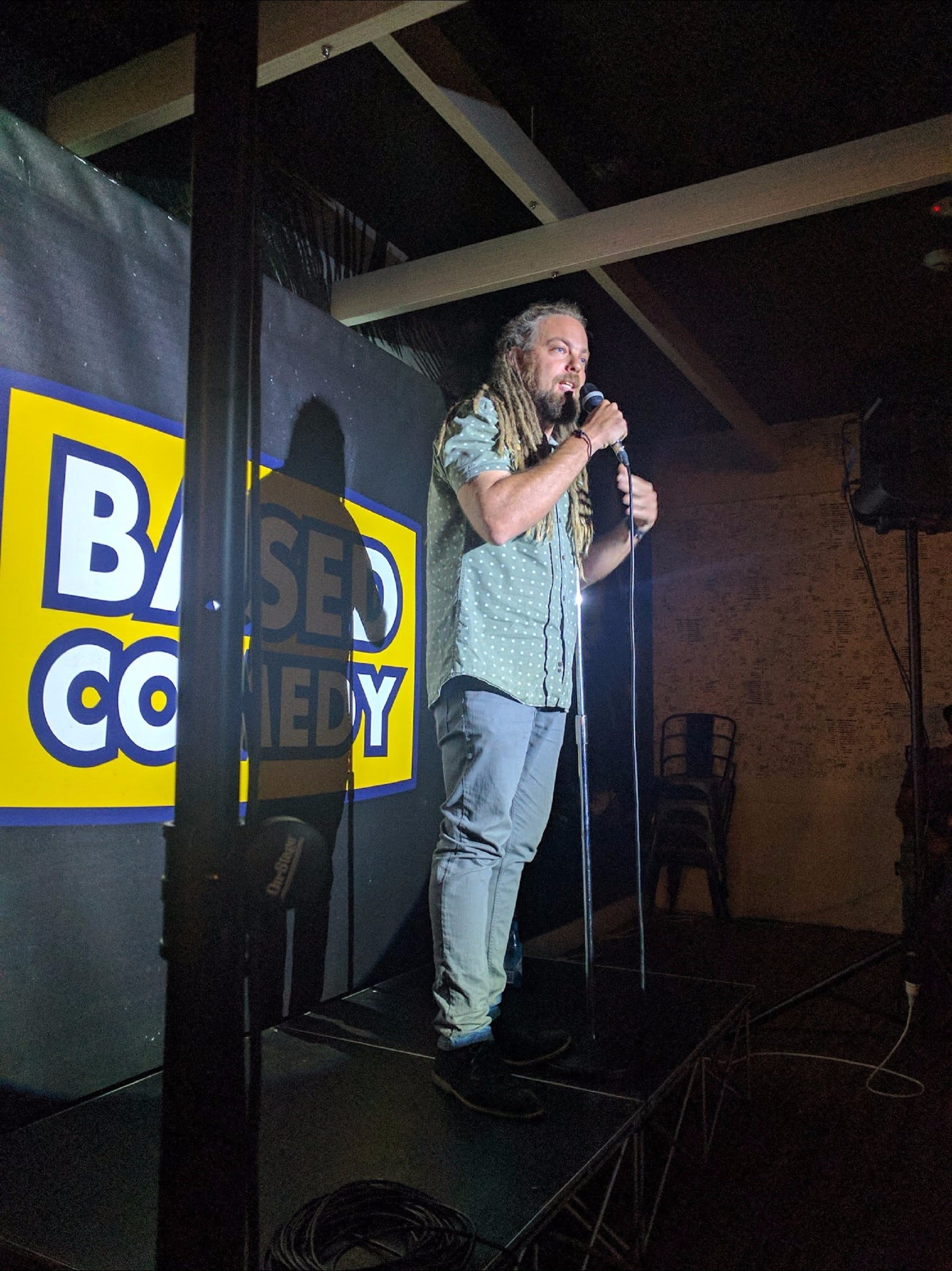 Based Comedy at The Palm Beach Hotel - Wagga Wagga Accommodation