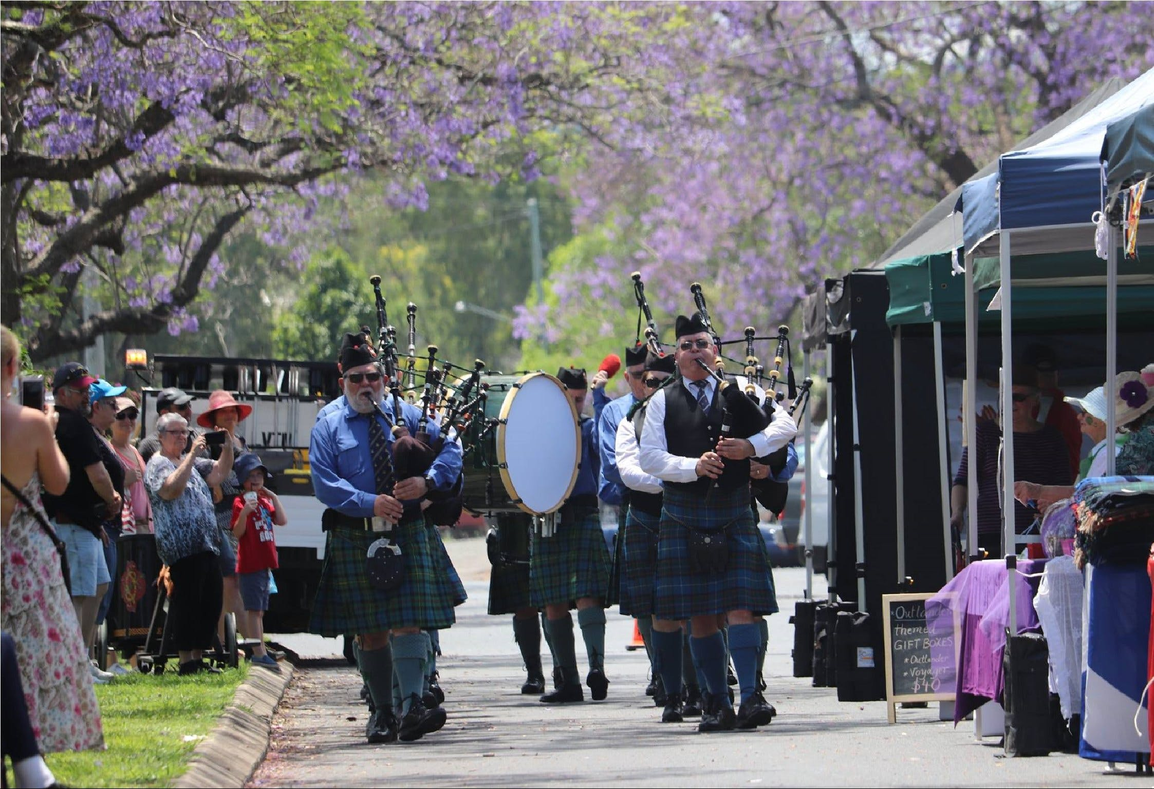 Celtic Festival of Queensland - Wagga Wagga Accommodation