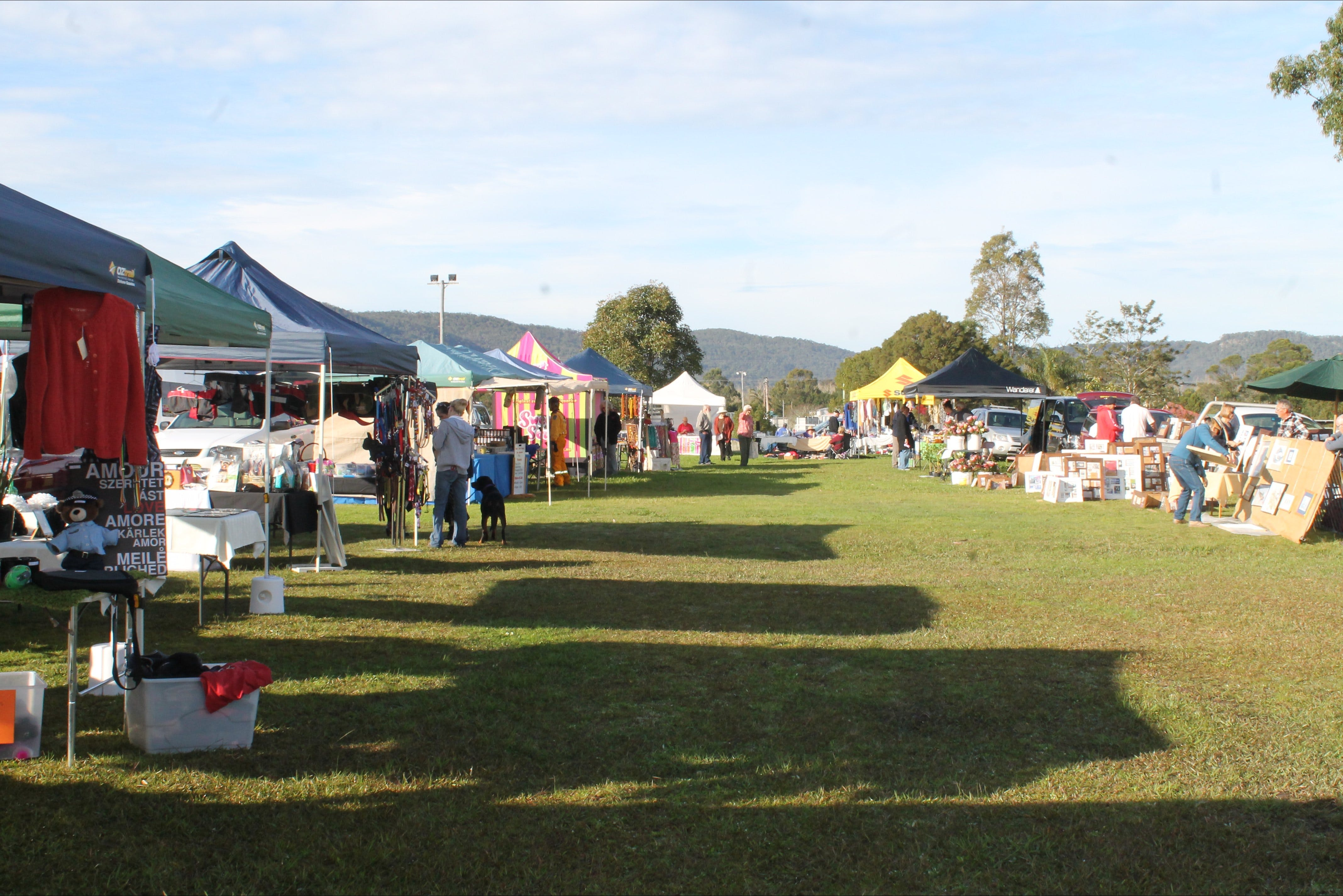 Clarence Town Markets - Wagga Wagga Accommodation