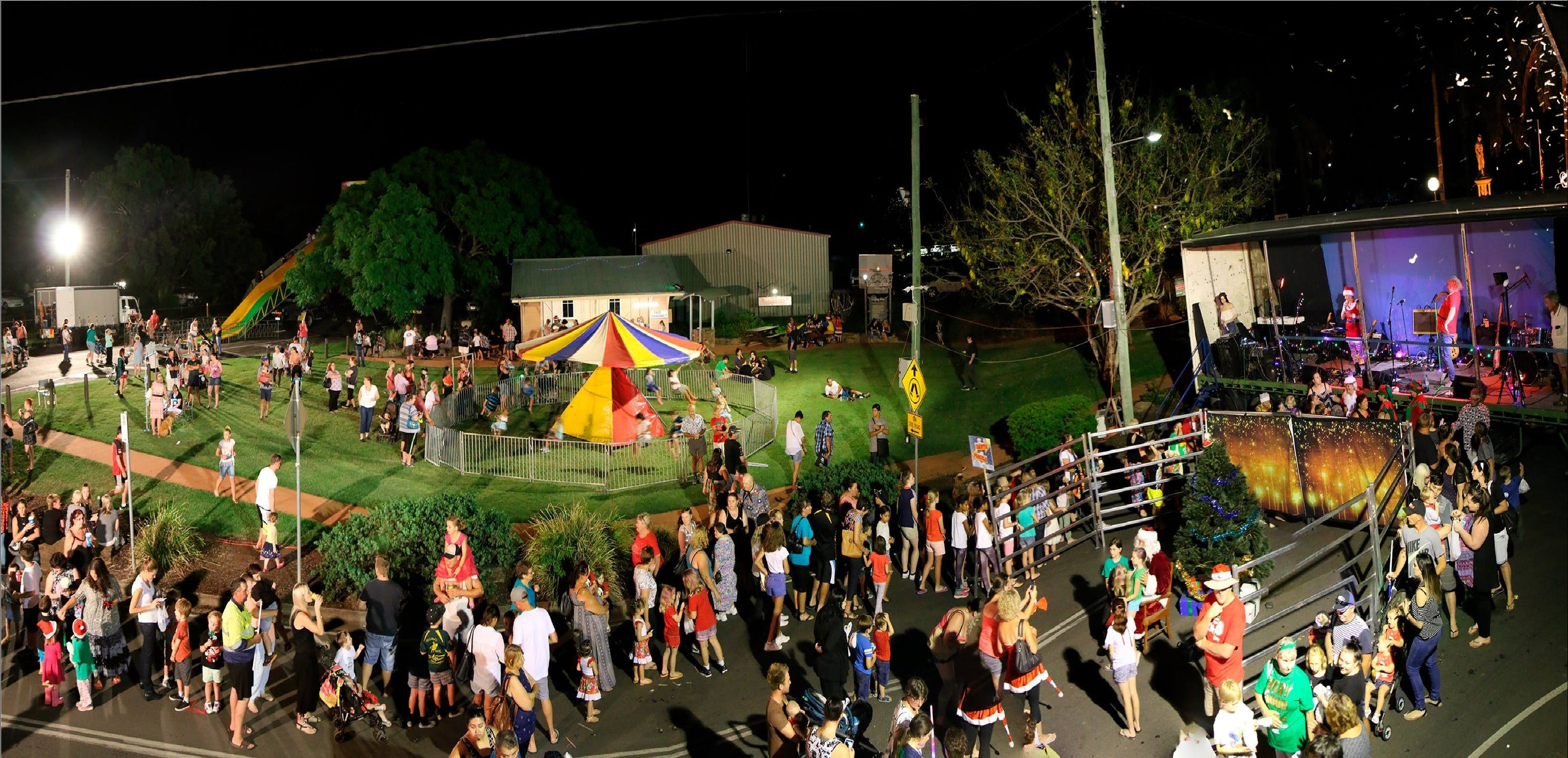 Forest Hill Christmas Festival - Wagga Wagga Accommodation