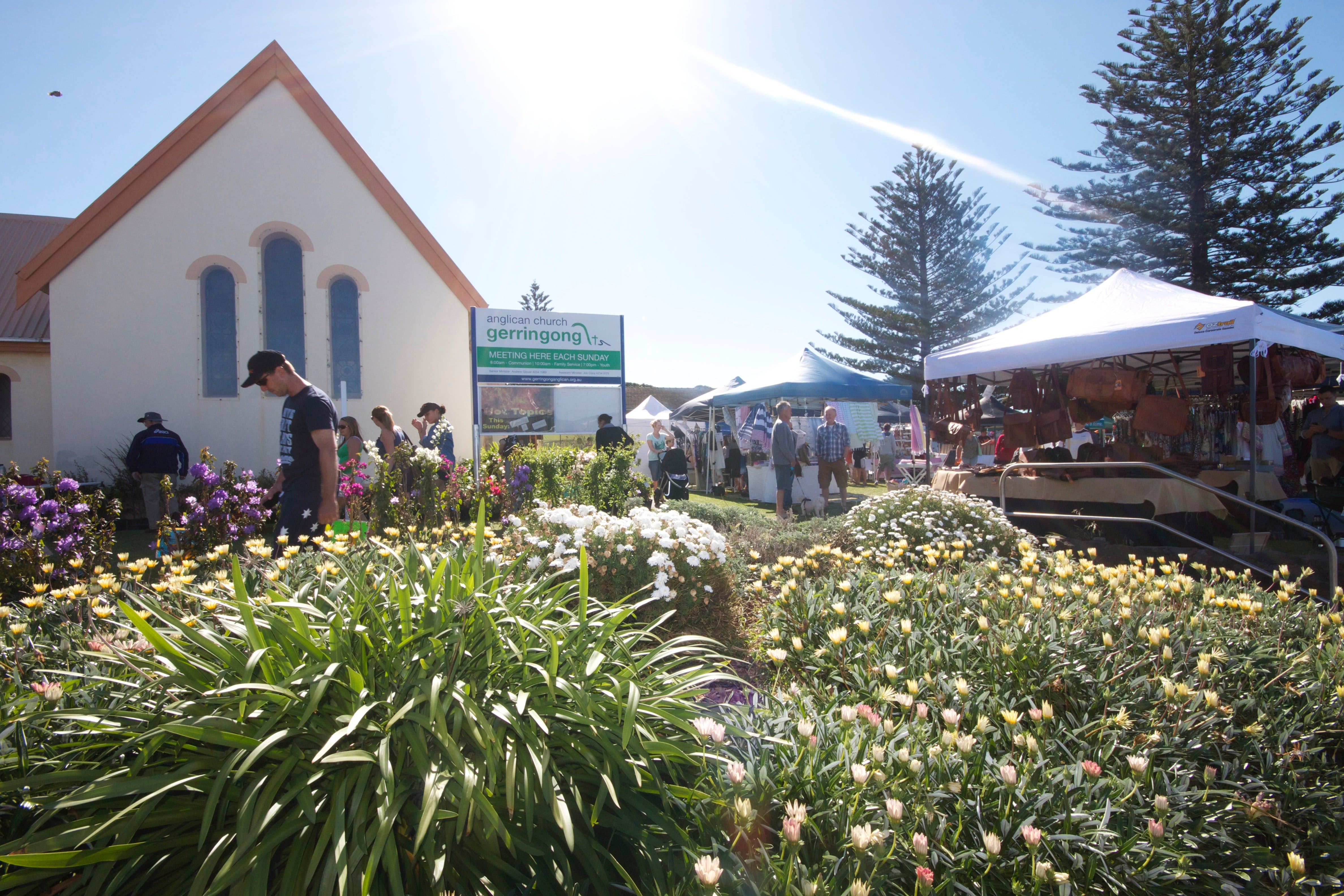 Gerringong Twilight Markets - Wagga Wagga Accommodation