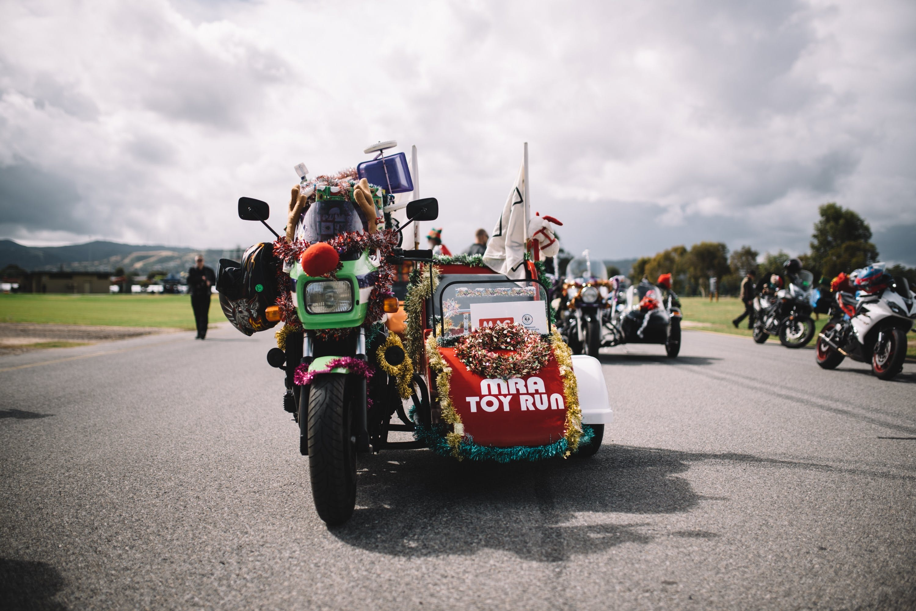 Motorcycle Riders' Association of South Australia Toy Run - Wagga Wagga Accommodation