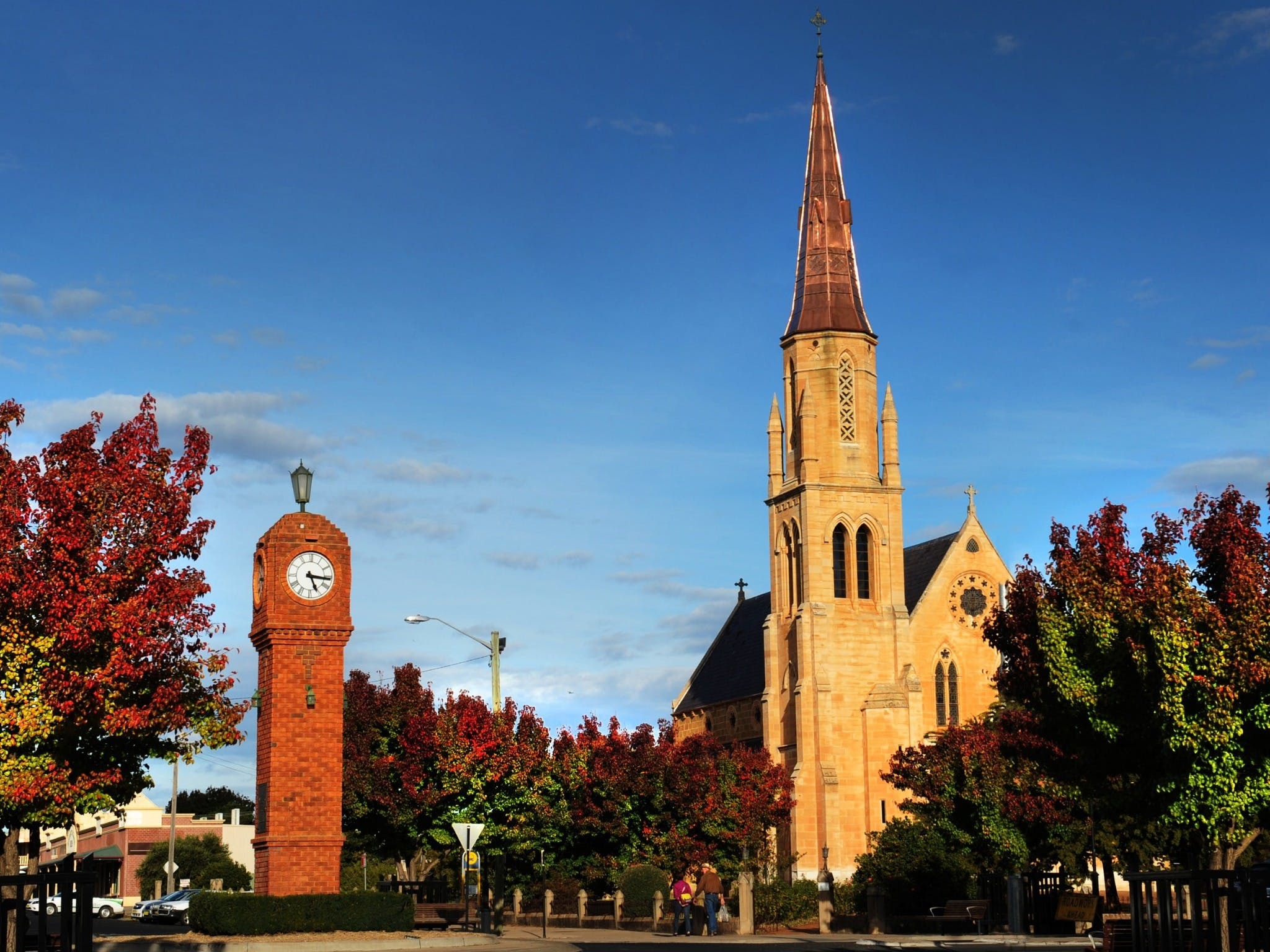 Mudgee Heritage Walking Tours - Wagga Wagga Accommodation
