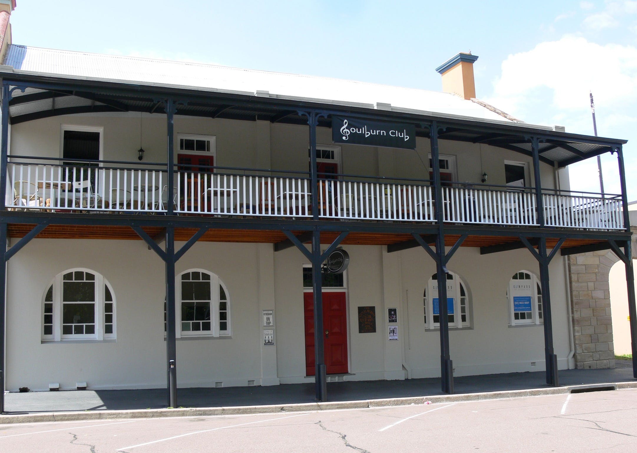 Open Mic Night at the Goulburn Club - Wagga Wagga Accommodation
