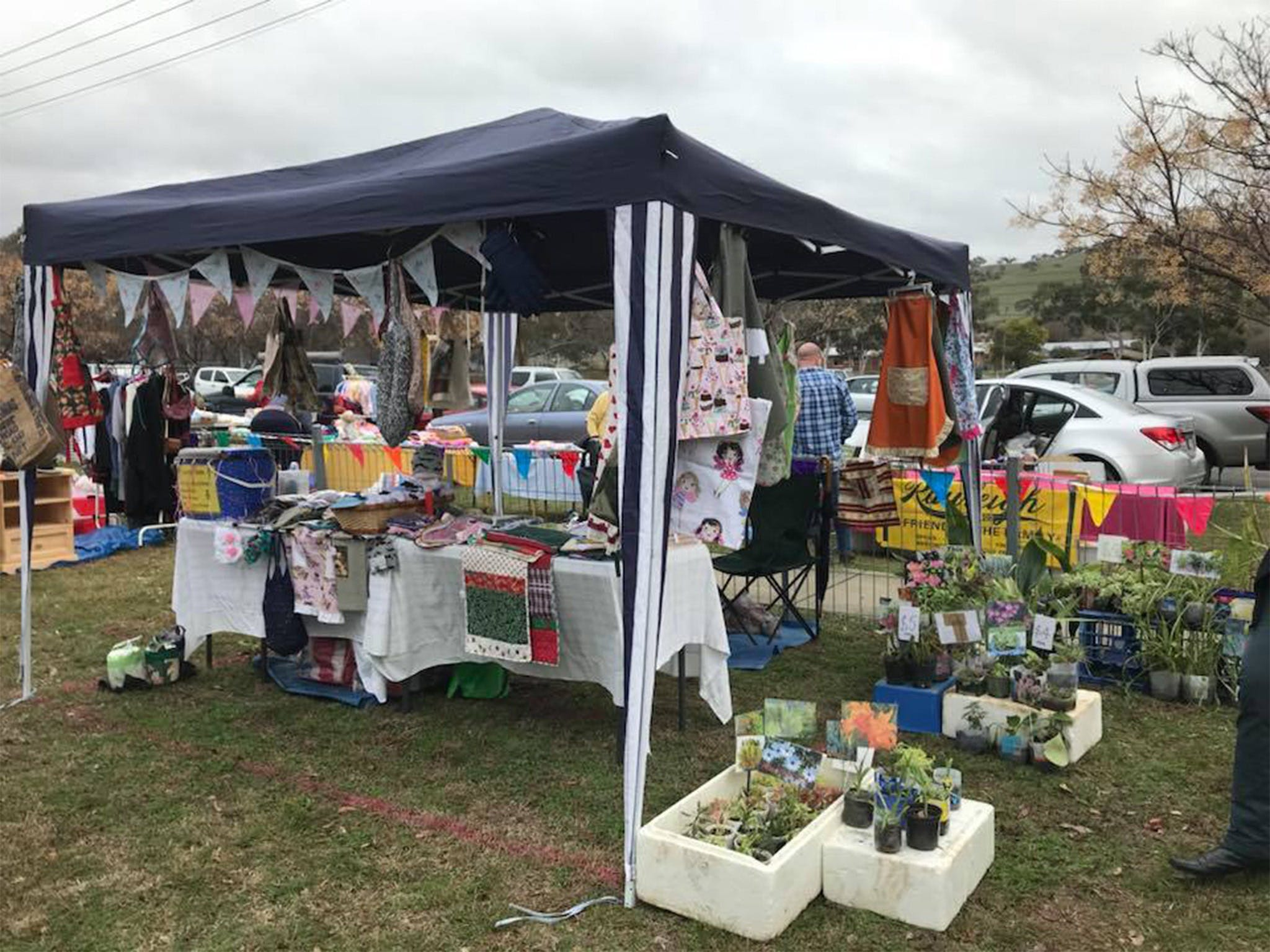 Perthville Village Fair - Wagga Wagga Accommodation