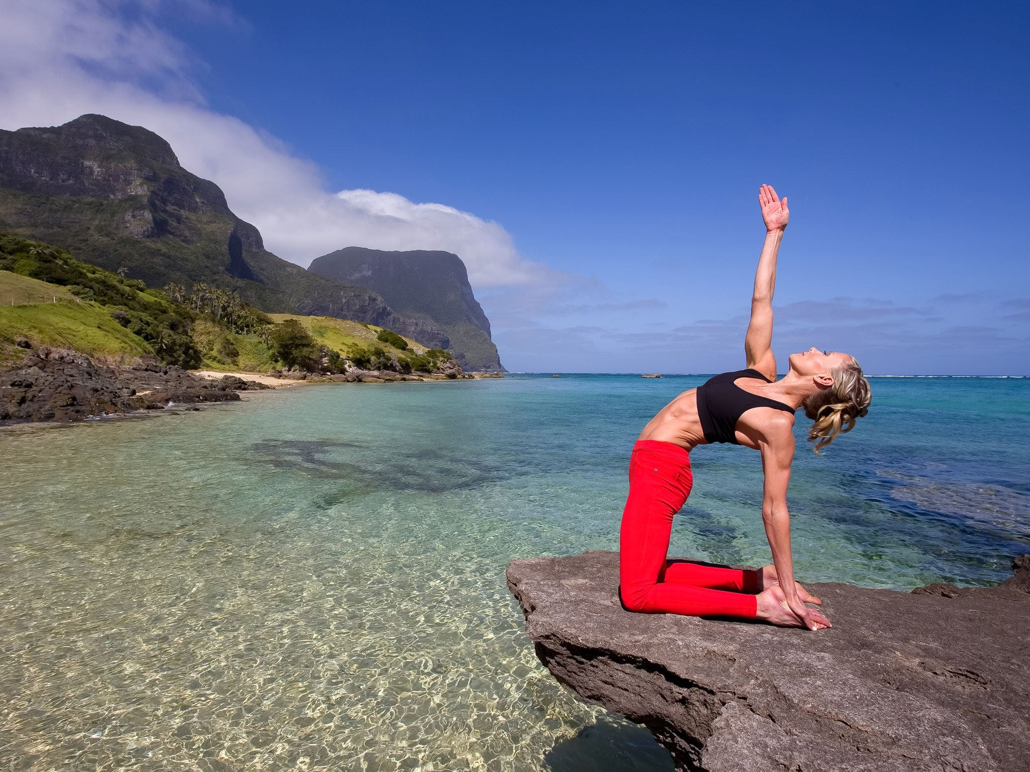 Wellness Week with Charlotte Dodson at Pinetrees Lord Howe Island - Wagga Wagga Accommodation