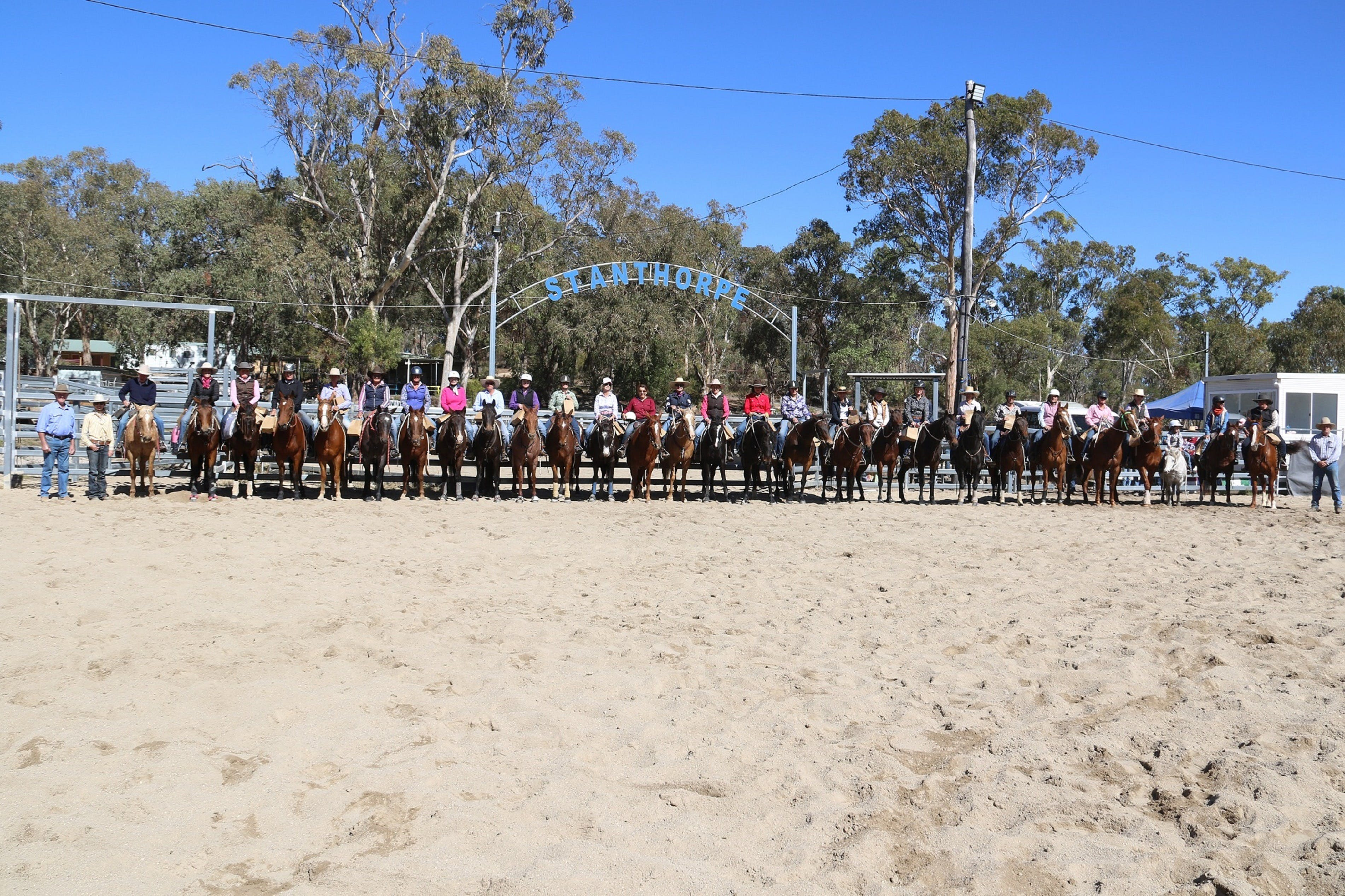 Australian Campdraft Association National Finals Campdraft 2021 - Wagga Wagga Accommodation
