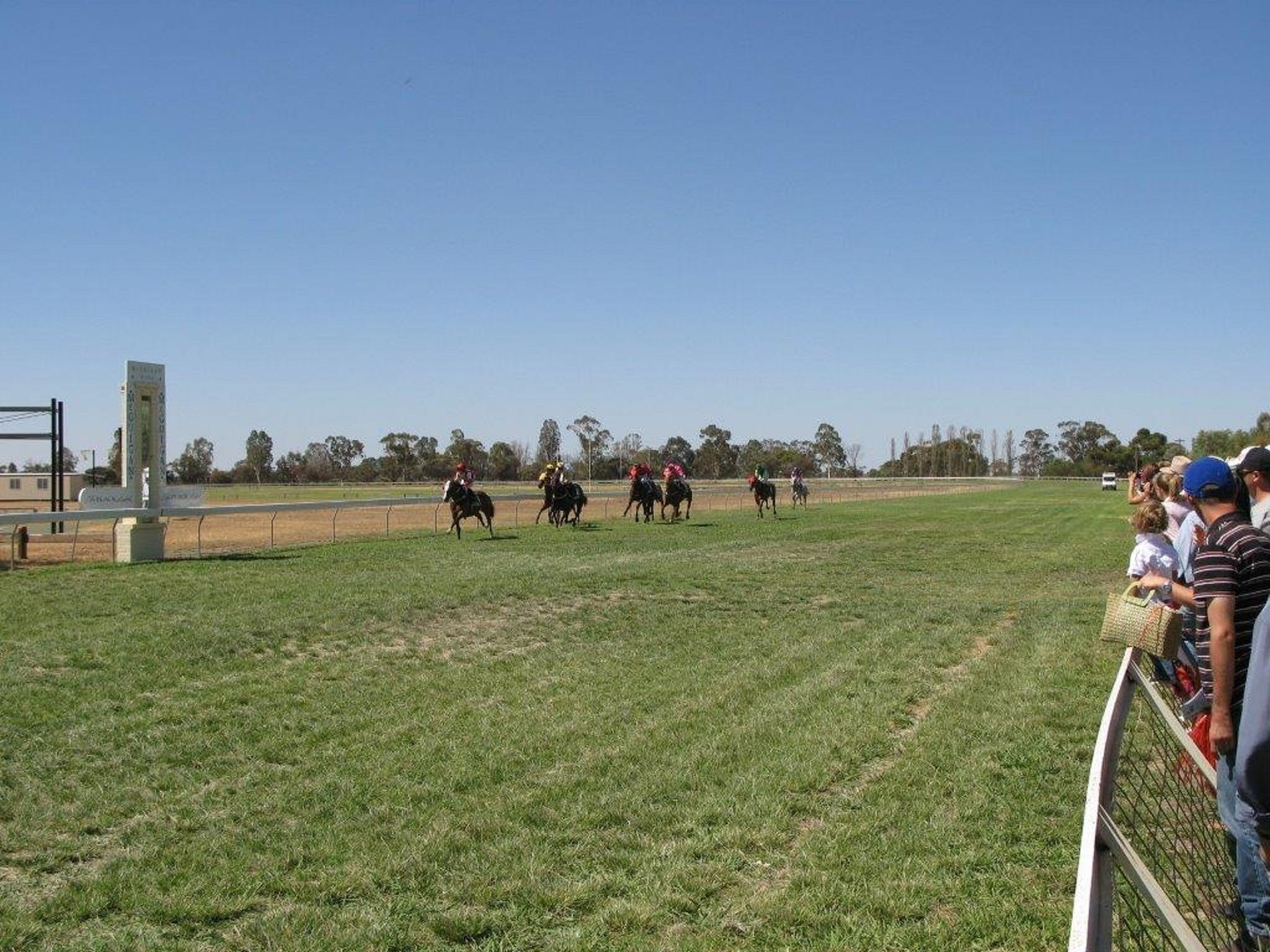 Balranald Races -Derby Day - Wagga Wagga Accommodation