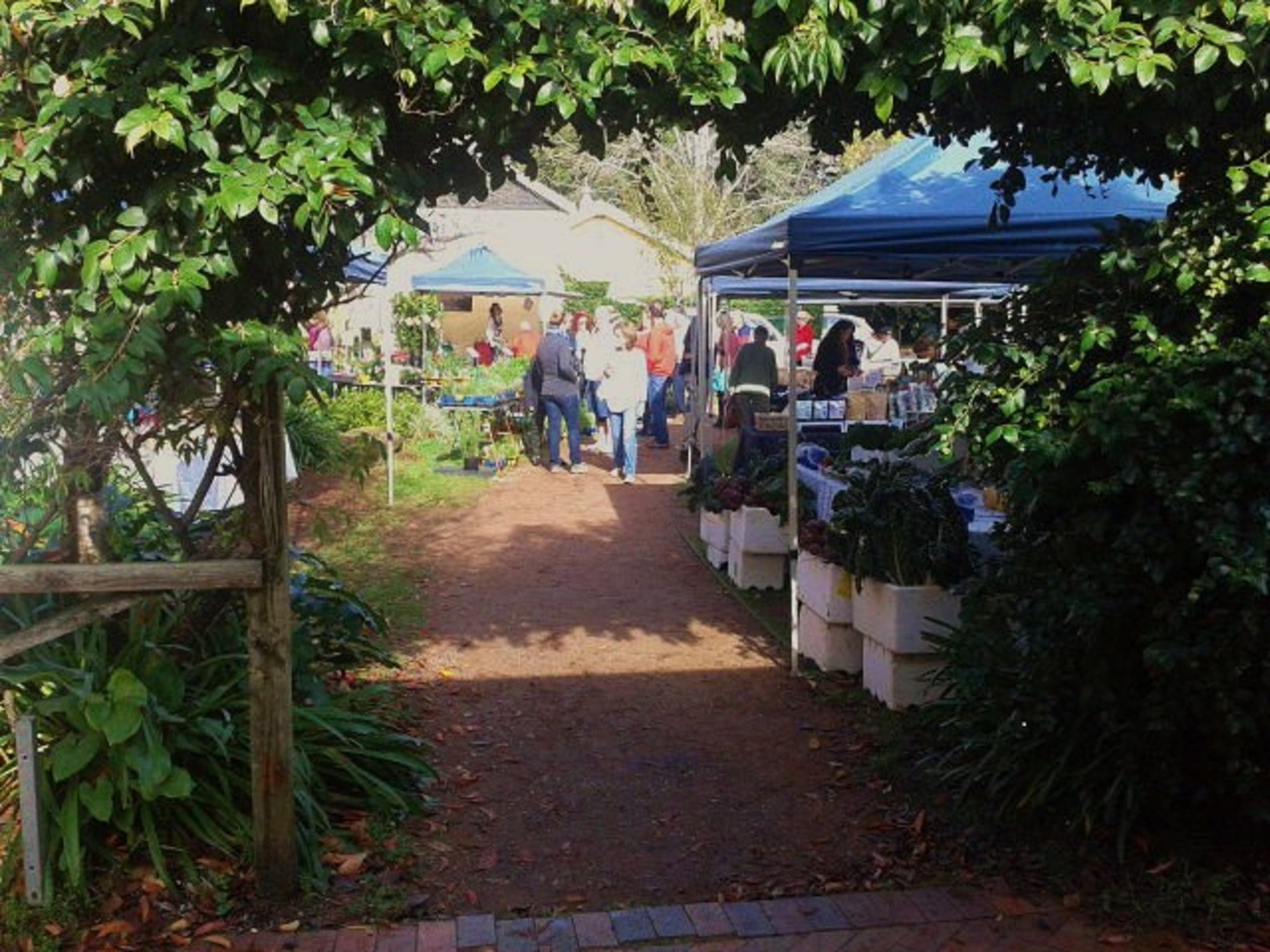 Berry Produce Market - Wagga Wagga Accommodation