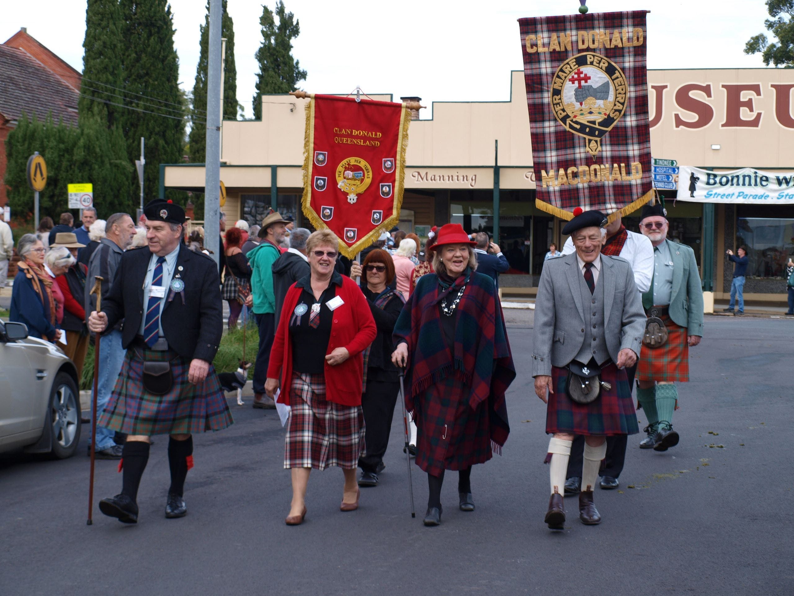Bonnie Wingham Scottish Festival - Wagga Wagga Accommodation