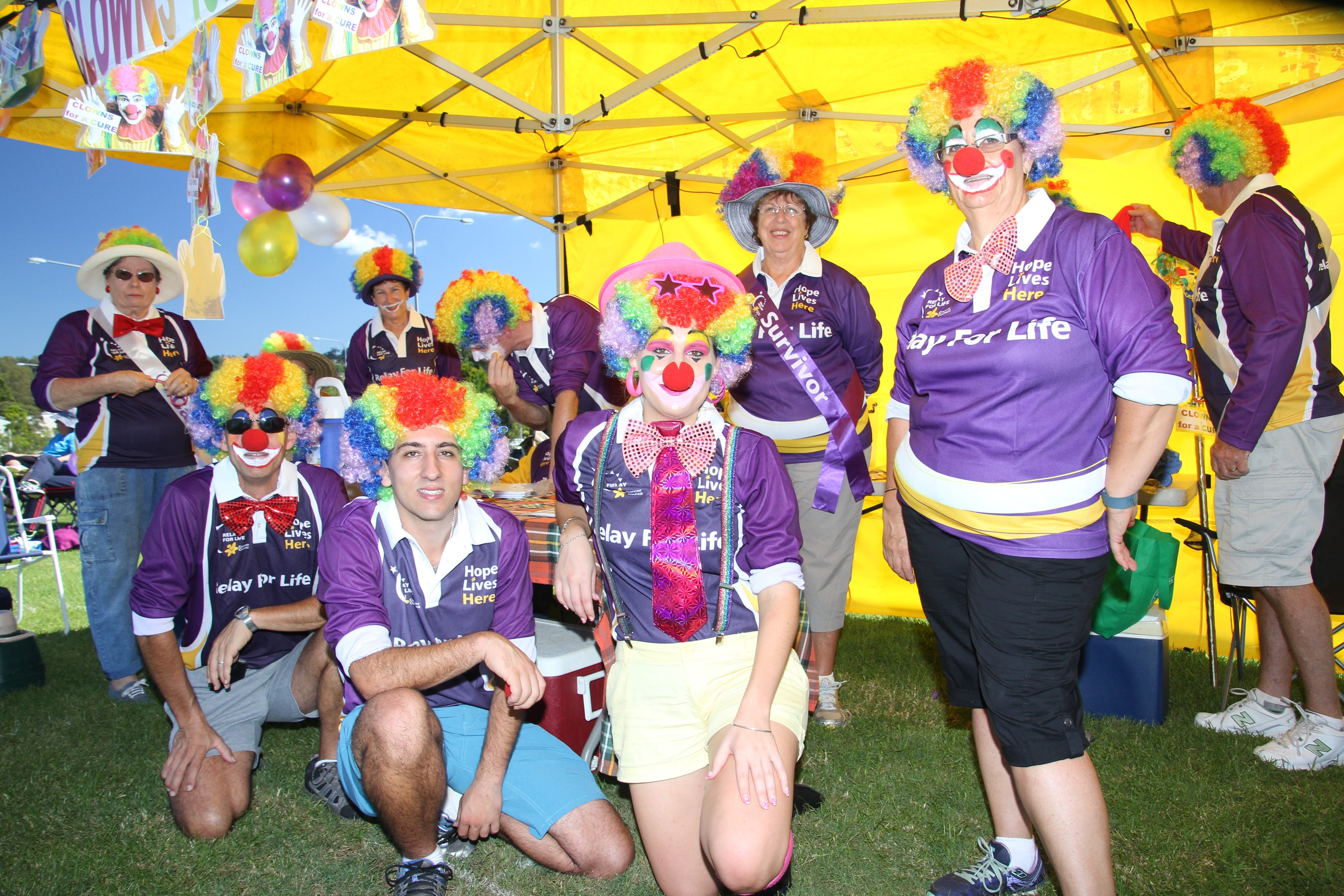 Grafton Relay for Life - NSW Cancer Council - Wagga Wagga Accommodation