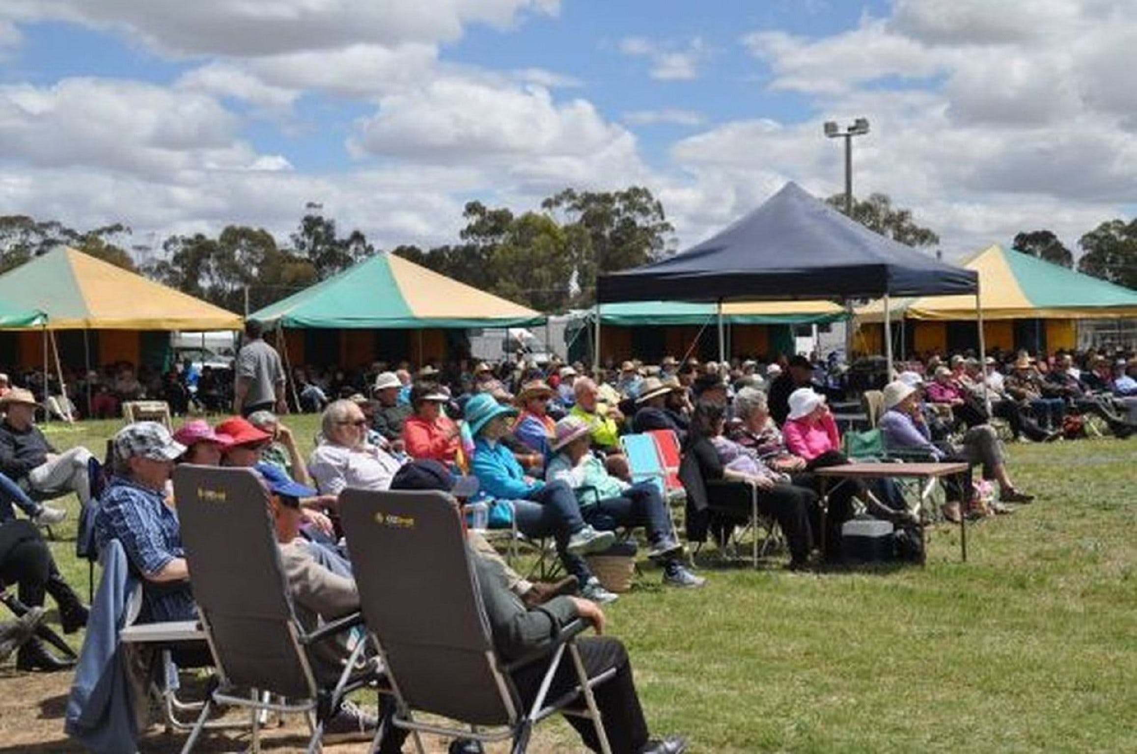 Kyabram RV Country Music Corral - Wagga Wagga Accommodation