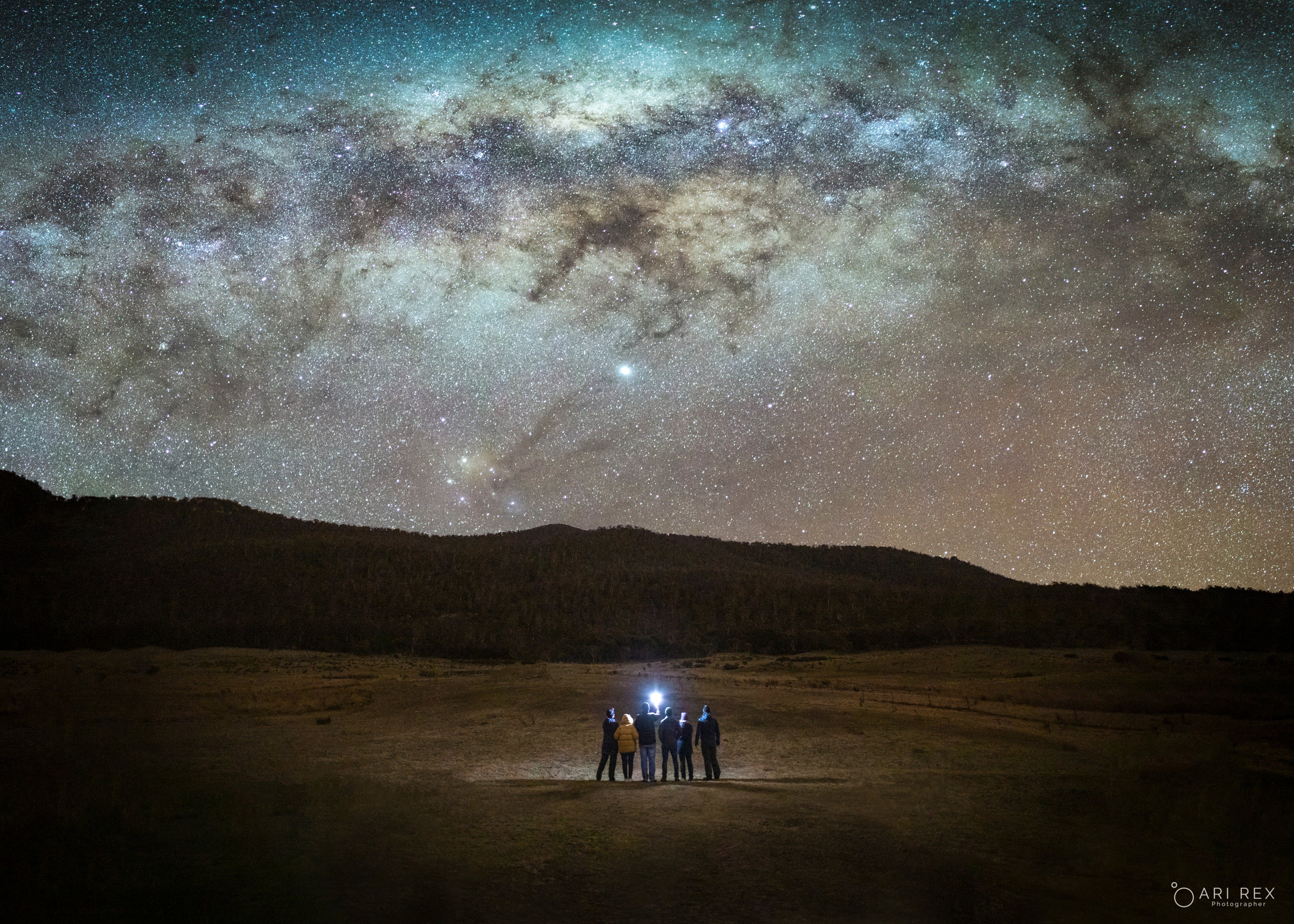 Milky Way Photography Workshop with Ari Rex - Wagga Wagga Accommodation