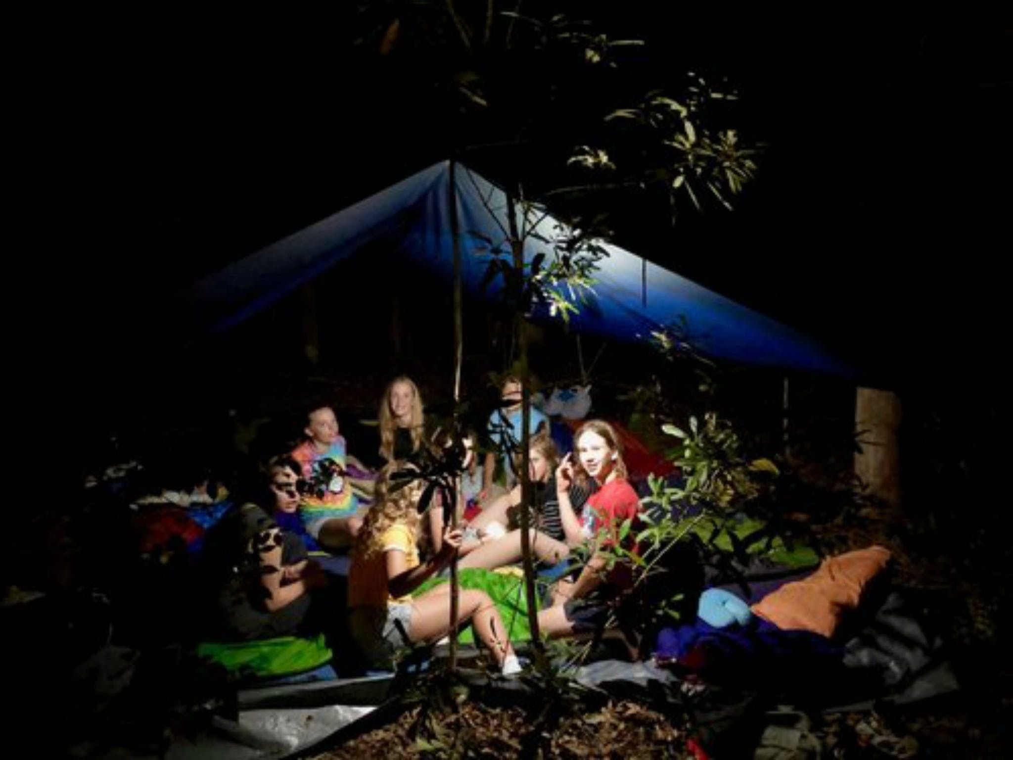 Summer  Family Nature Camp - Wagga Wagga Accommodation